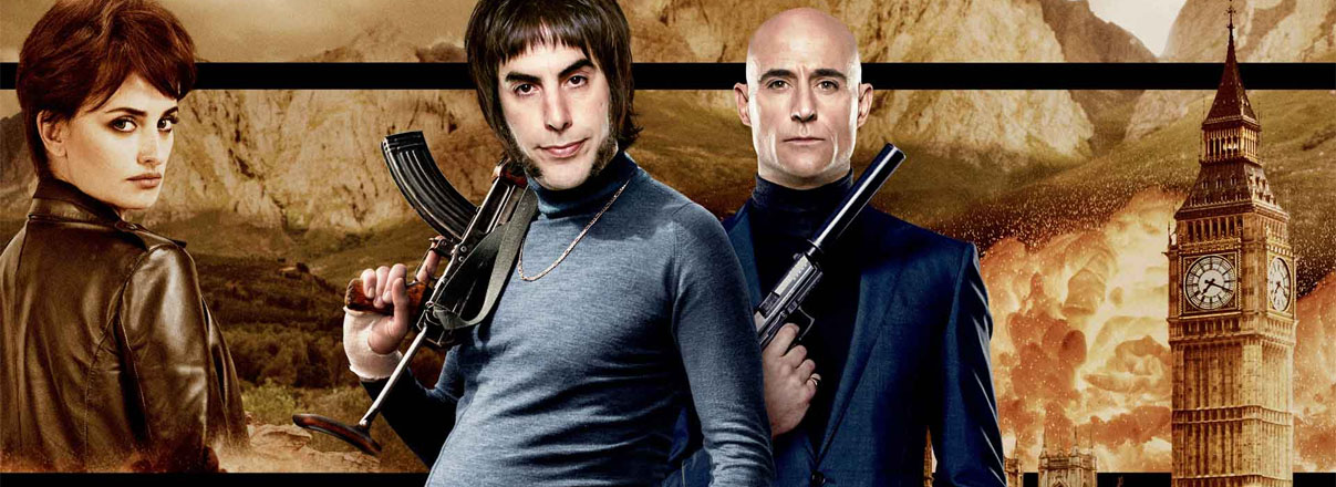 Review: The Brothers Grimsby