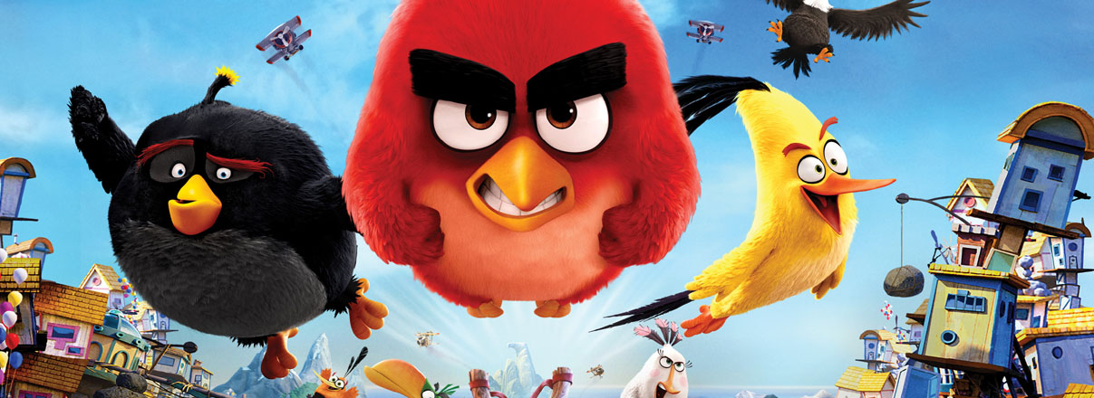 Review: The Angry Birds Movie