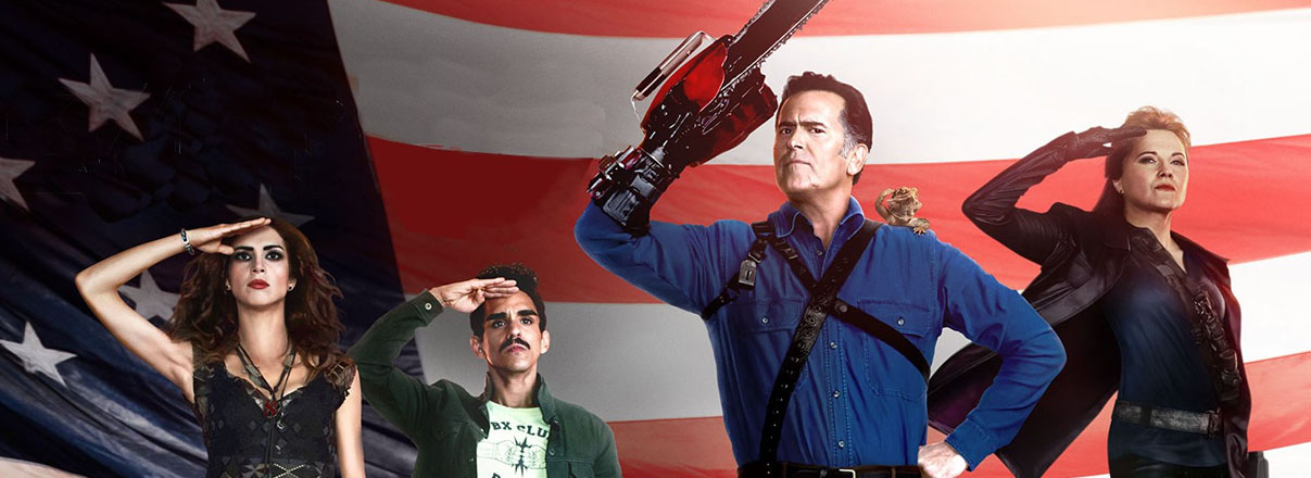 Review: Ash vs Evil Dead - Seizoen 2