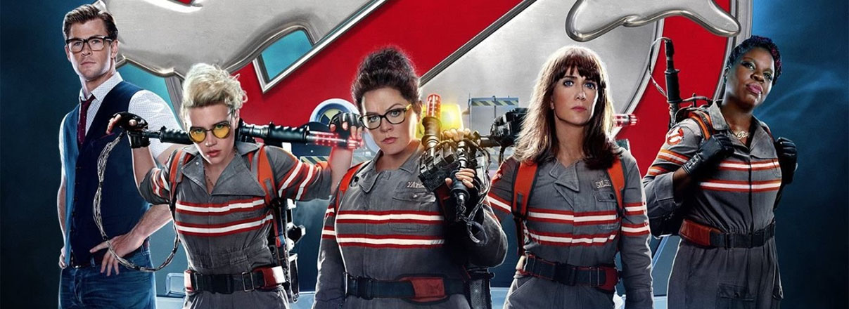 Review: Ghostbusters 2016 Extended Blu-ray Edition