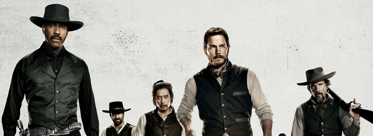 Review: The Magnificent Seven (Blu-ray)