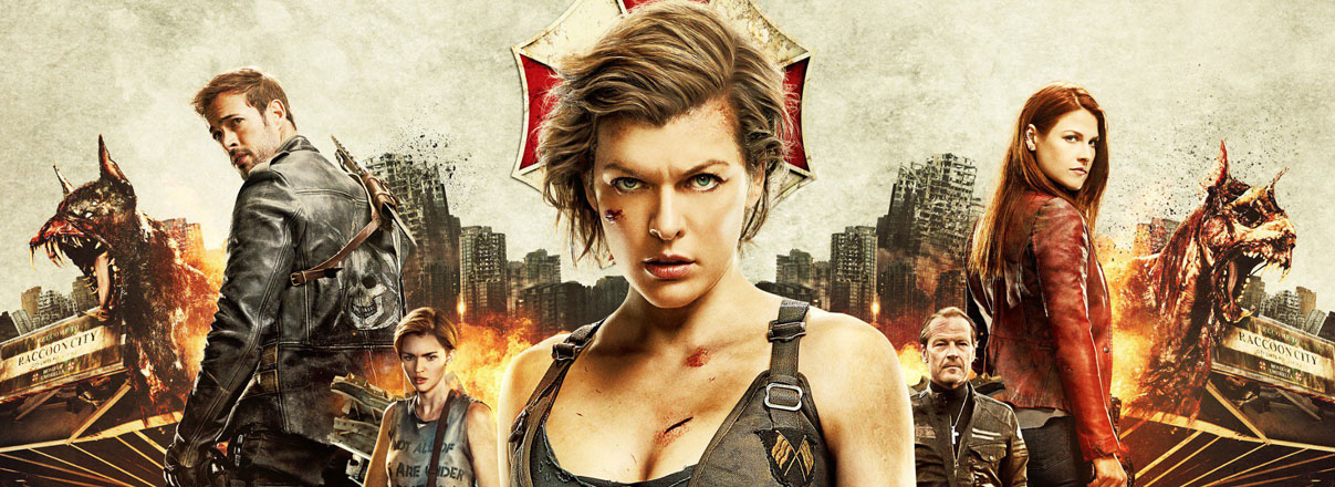 Review: Resident Evil: The Final Chapter (Blu-ray)