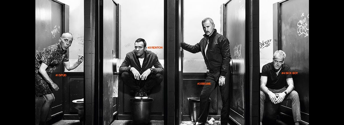 Review: T2 Trainspotting (Blu-ray)