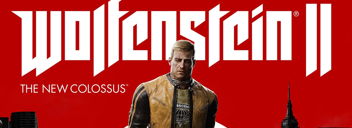 Review: Wolfenstein II: The New Colossus