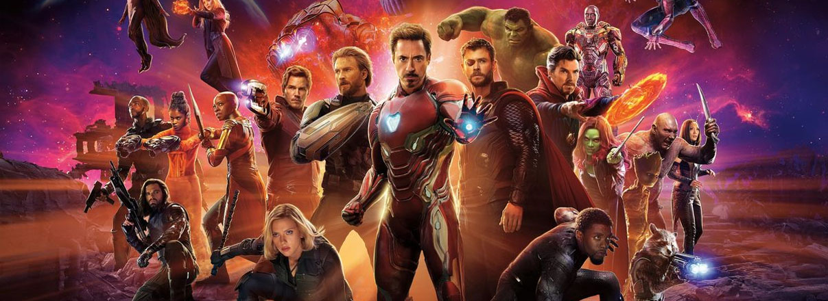 Review: Avengers: Infinity War (Blu-ray)