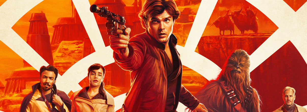 Review: Solo: A Star Wars Story (Blu-ray)