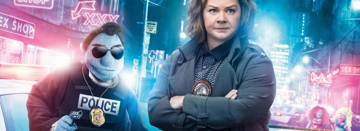 Review: The Happytime Murders (Blu-ray)