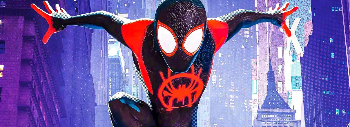 Review: Spider-Man: Into the Spider-Verse (Blu-ray)