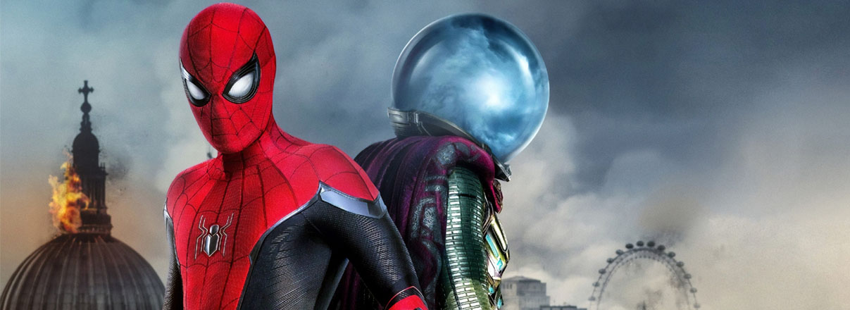 Review: Spider-Man: Far from Home (Blu-ray)