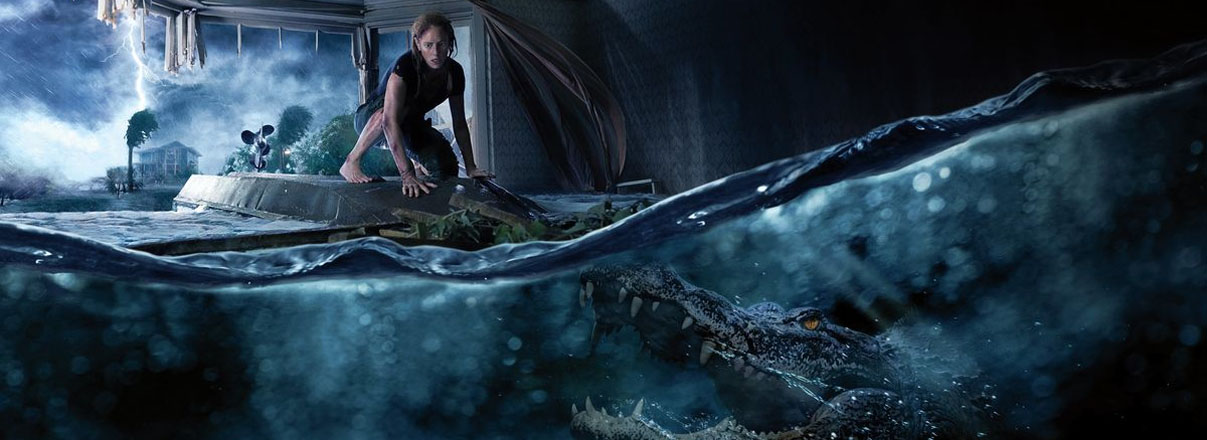 Review: Crawl (Blu-ray)