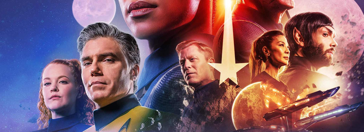 Review: Star Trek: Discovery - Seizoen 2 (Blu-ray)