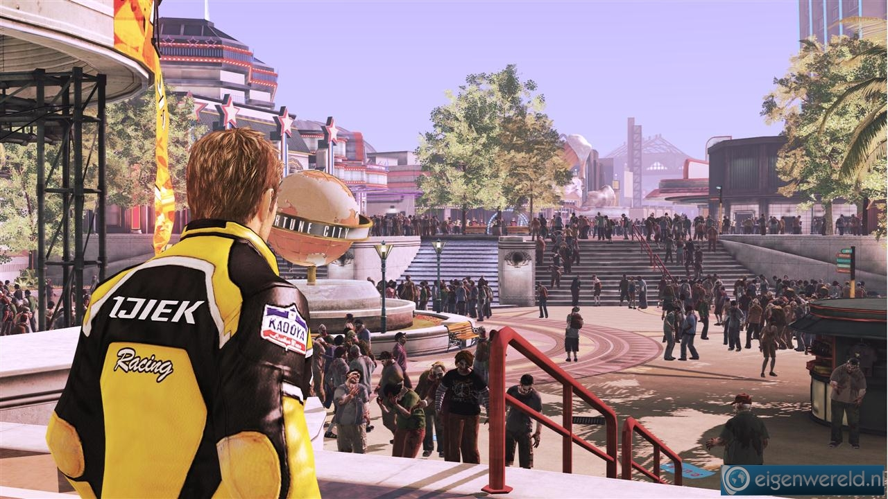 Screenshot van Dead Rising 2